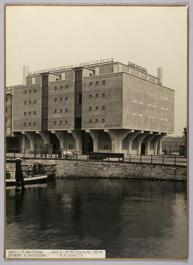 De Zwijger Warehouse, Amsterdam